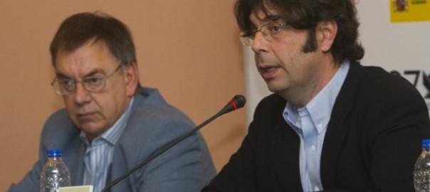Emiliano Otegui y José Garasino