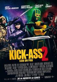 Kick-ass 2, con un par