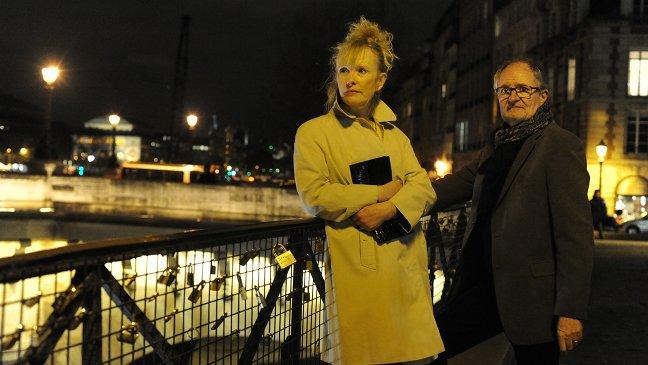 Jim Broadbent y Lindsay Duncan