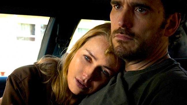 Naomi Watts y Matt Dillon en Sunlight Jr.