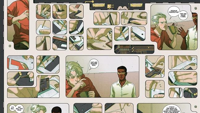 Jóvenes Vengadores #5