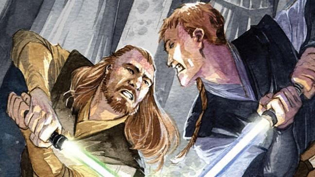 Star Wars Jedi: El lado oscuro