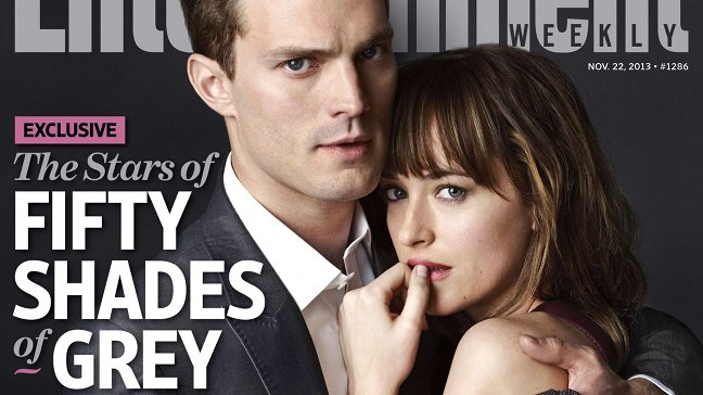 Cincuenta Sombras de Grey / Dakota Johnson y Jamie Dornan
