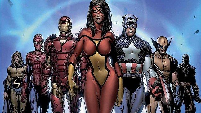 Nuevos Vengadores / Spiderwoman