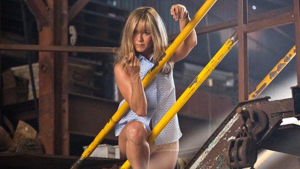 Jennifer Aniston en Somos Los Miller