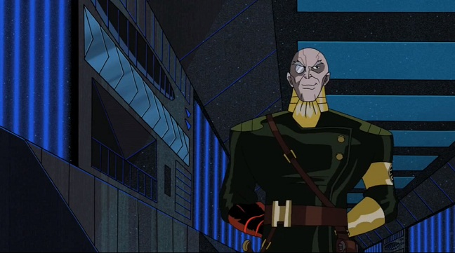 El barón Strucker en Avengers: Earth's Mightiest Heroes
