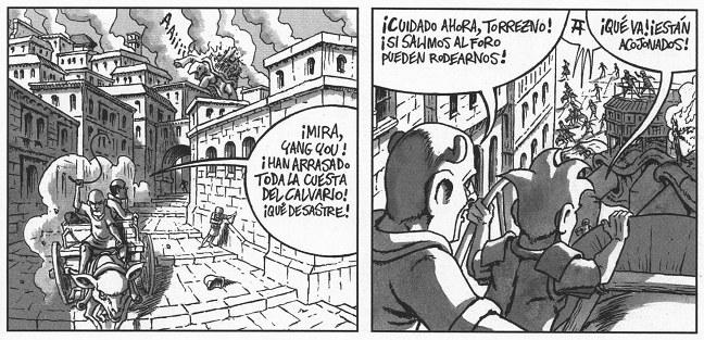 El Capitán Torrezno