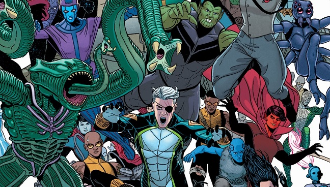 Jóvenes Vengadores #7