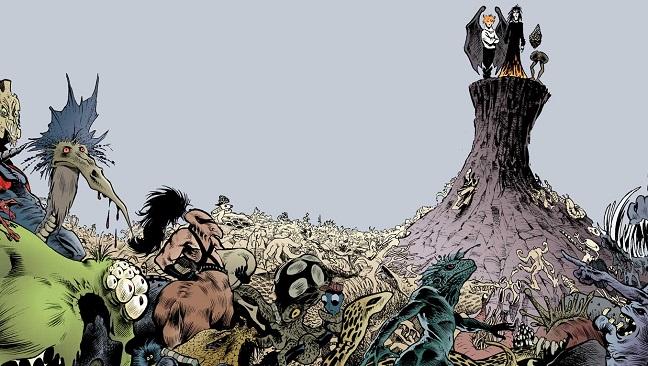 The Sandman: Una Esperanza en el Infierno