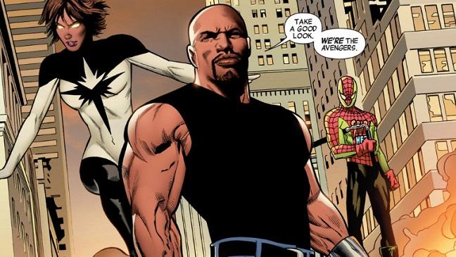 Poderosos Vengadores #1