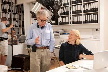 Woody Allen Naomi Watts