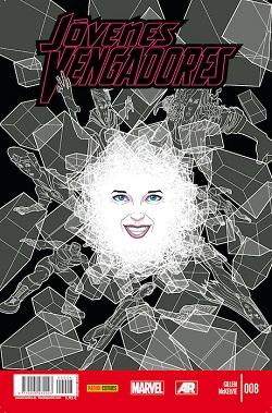 Jóvenes Vengadores #8