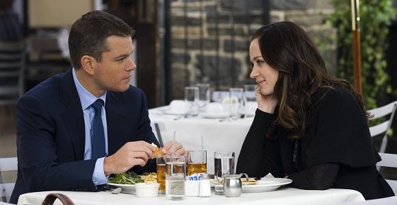 Matt Damon y Emily Blunt