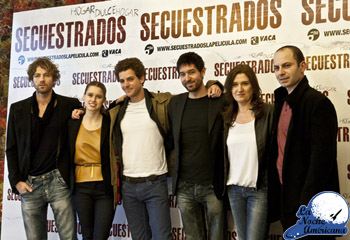 Photocall Secuestrados