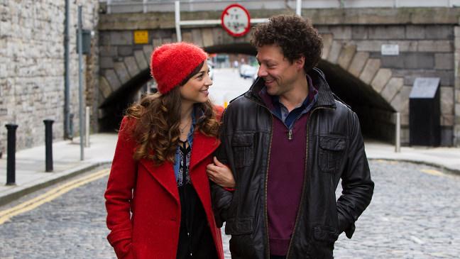 Richard Coyle y Leonor Watling en Amor en su punto