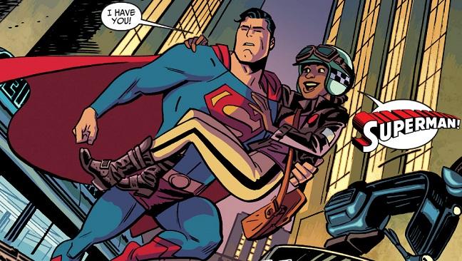 Aventuras de Superman #1