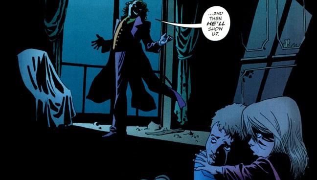 Batman: El Caballero de la Venganza