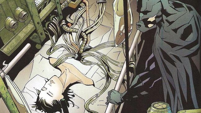 Batman: Detective #4