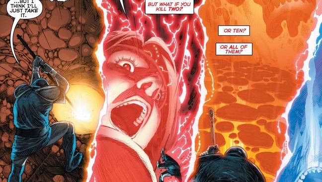 Batman/Superman #6: Maldad Eterna