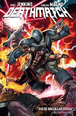 Deathmatch #1