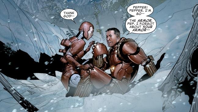 El Invencible Iron Man: El Más Buscado del Mundo