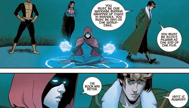 Jóvenes Vengadores #10