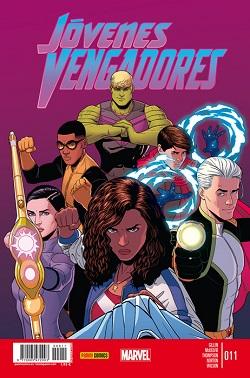 Jóvenes Vengadores #11