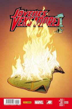 Jóvenes Vengadores #9