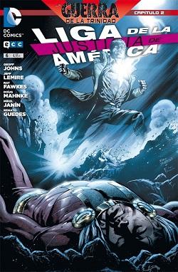 Liga de la Justicia de América #6: Guerra de la Trinidad #2