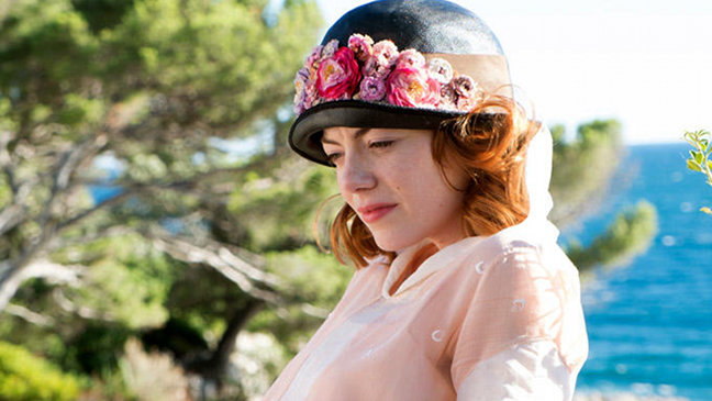 Emma Stone en Magic in the Moonlight