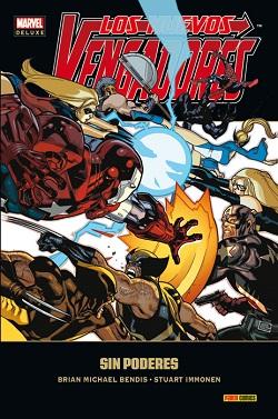 Los Nuevos Vengadores #12: Sin Poderes