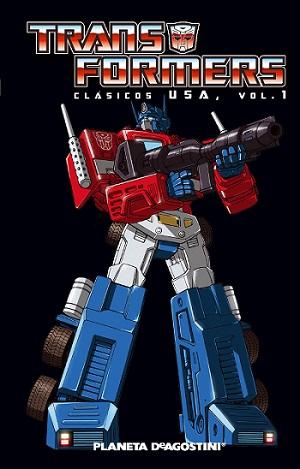 Clásicos USA: Transformers #1