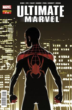 Ultimate Marvel #28