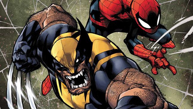 wolverine-spiderman