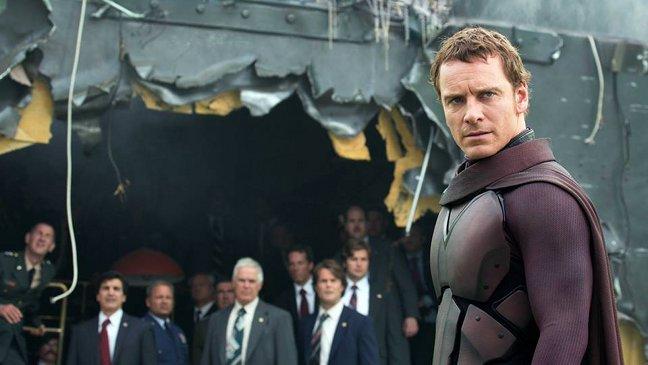 Michael Fassbender en X-Men: Días del futuro pasado