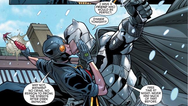 Batman: Gothopía #1