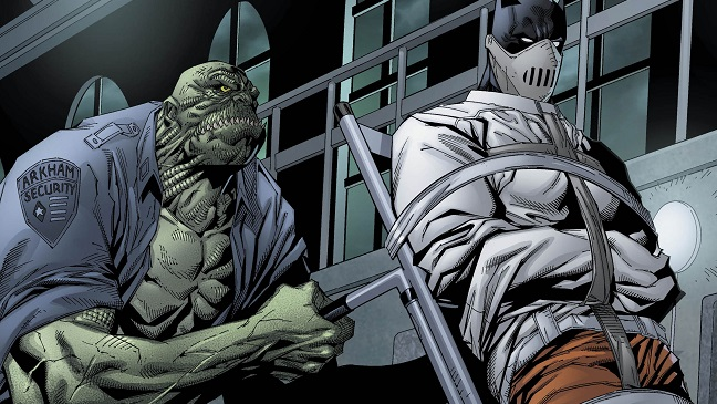 Batman: Gothopía #2