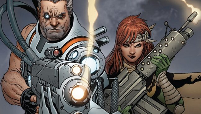 Cable y X-Force #3: Vendetta
