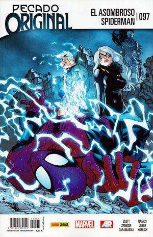 El Asombroso Spiderman #97
