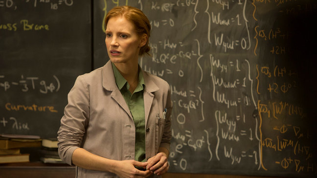 Jessica Chastain Interestellar