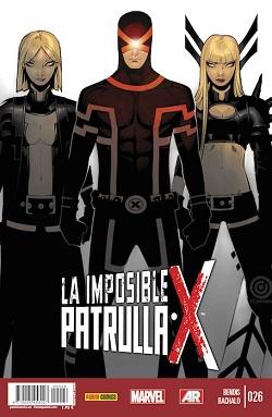 La Imposible Patrulla-X #26