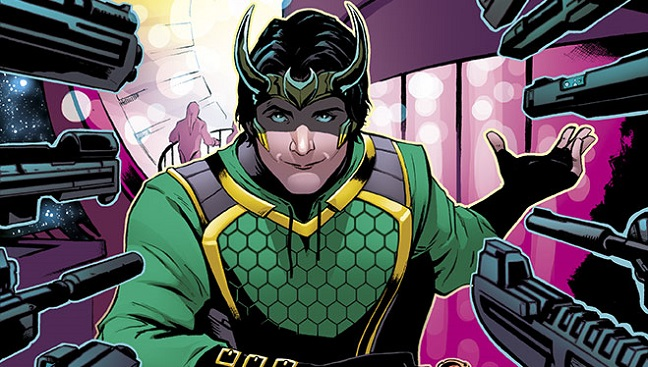 Loki - Agente de Asgard: Confía en Mí