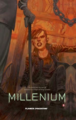 Millenium: La chica que soñaba con una cerilla y un bidón de gasolina