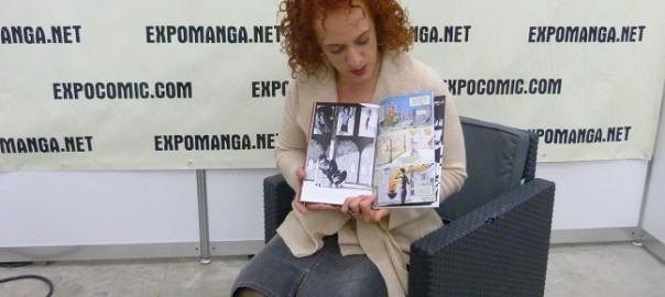 Jill Thompson Expocómic