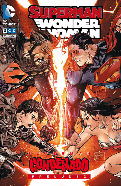 Superman/ Wonder Woman #2