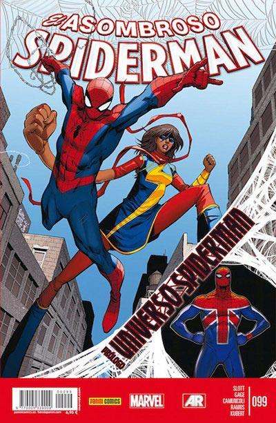 El Asombroso Spiderman #99