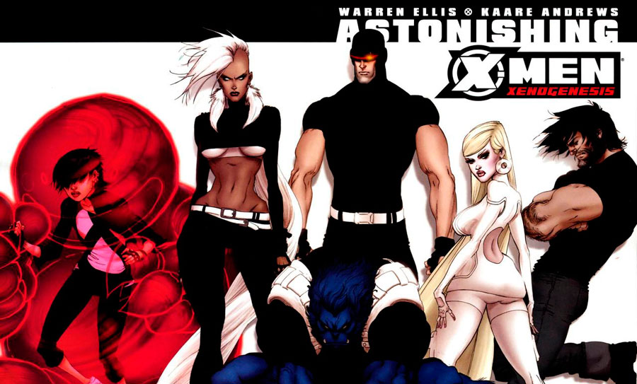 Astonishing X-Men: Xenogénesis