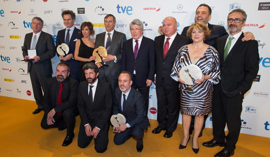 Ganadores de los Forqué 2015