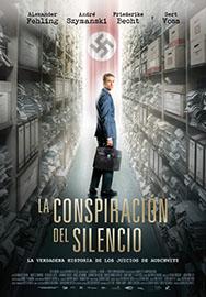Cartel de La conspiración del silencio