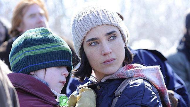 Jennifer Connelly en No llores, vuela